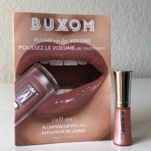 5 FOR $15! BUXOM Plump Up the Volume Lip Polish